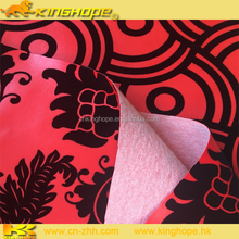 Various Color Embossed Popular Used pvc/pu leather synthetic leather