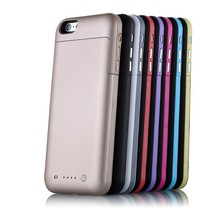 For iPhone 6 Plus External Battery Case 6800mAh wholesale alibaba express power bank