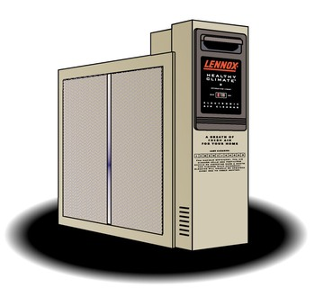 Lennox Electronic Air Cleaner