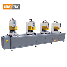 Welding machinery pvc door and windows machine