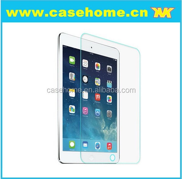 ultra slim Tempered Glass Screen Protector for ipad mini 4 0.2mm screen protector foil for ipad air2