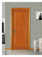 E-TOP DOOR China Flat Panel Fancy Entry Door with Carved Lines