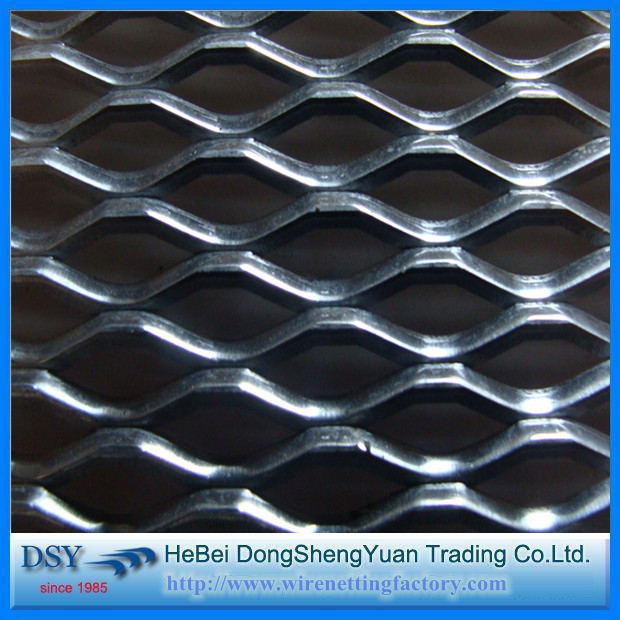 low carbon expanded mesh wire mesh fencing sturdy and durable