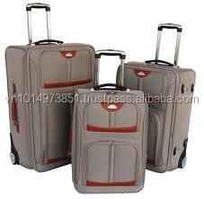 Best quality trolley luggage bags for travel or working