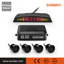 SW-878 car reversing aid sensor de estacionamento para reverter carro for Display distance: 30~250CM