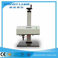 factory price text / product serial numbers Dot peen marking machine , dot peen marker for serial number