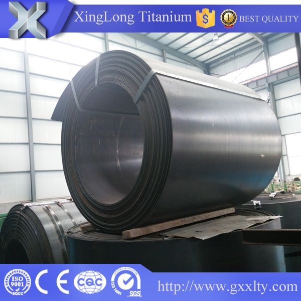 Factory supply Gr.1 Titanium sheet in coil form Thckness 0.5-1.0mm