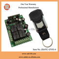 ZK4TC+ZY93-4,universal,AC35V remote control,High quality ,Learning code,AC power,4CH,AC12-35V
