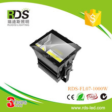 Super bright 1000w 5 years warranty discount led flood lights