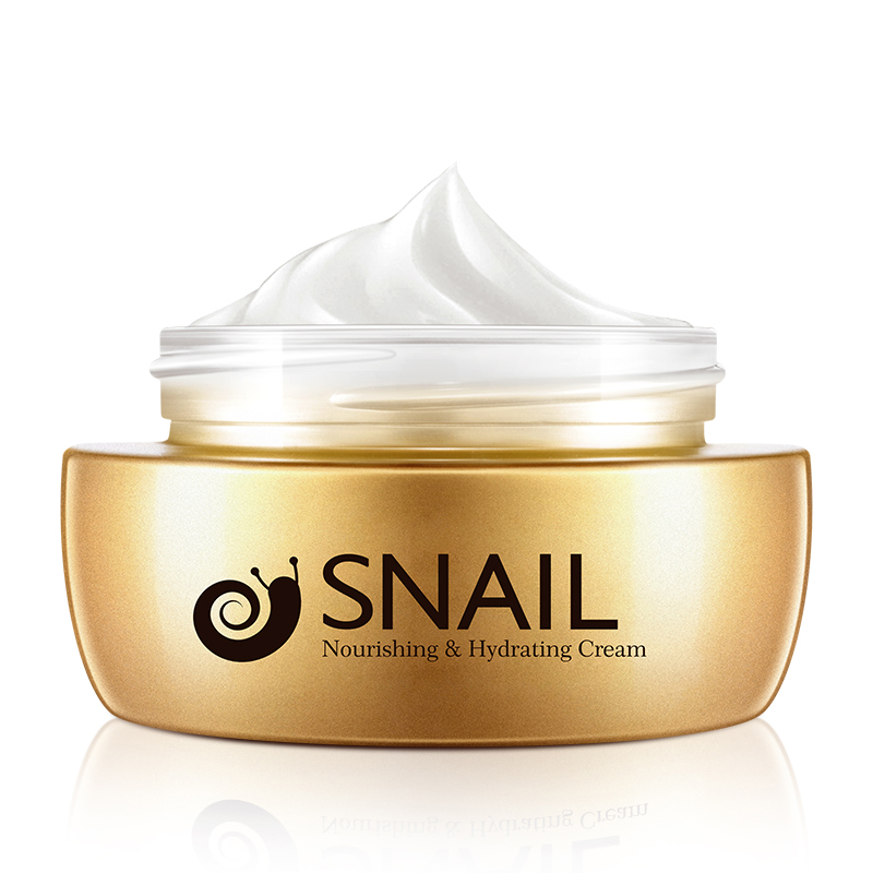 Korea Cosmetic Collagen Snail Repair <strong>Cream</strong> Hydrating Nourishing Snail Whitening Face <strong>Cream</strong>