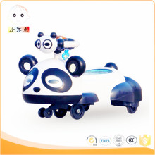popular kids drivable kids on ride toy cars baby walker car panda type xbd-658