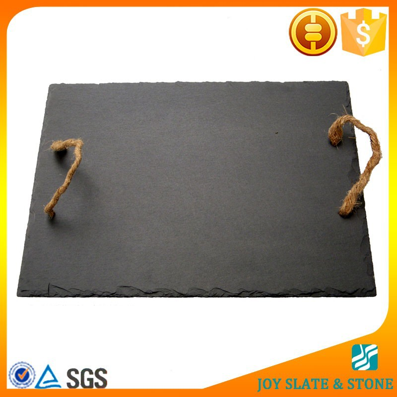 Chinese slate tea serving tray