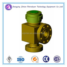 Oil and Gas Well Wellhead Used Positive Choke Valve