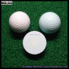 2016 high quality large golf ball bulk rubber balls wholesale