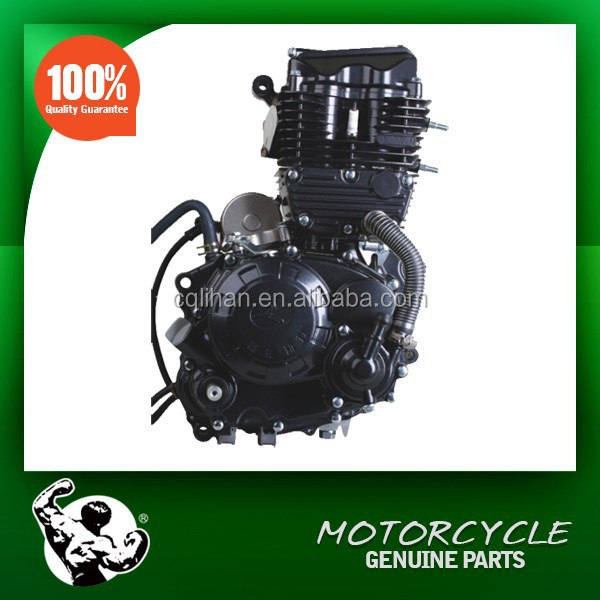 High quality 175cc CNG engine for Zongshen CG175 parts