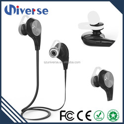 High Quality Bluetooth Wireless Earphones Sweat proof Noise Cancelling Bluetooth