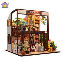 Supply to lifestyle concept shop diy miniture house gifts boyfriend,diy tiny model kit