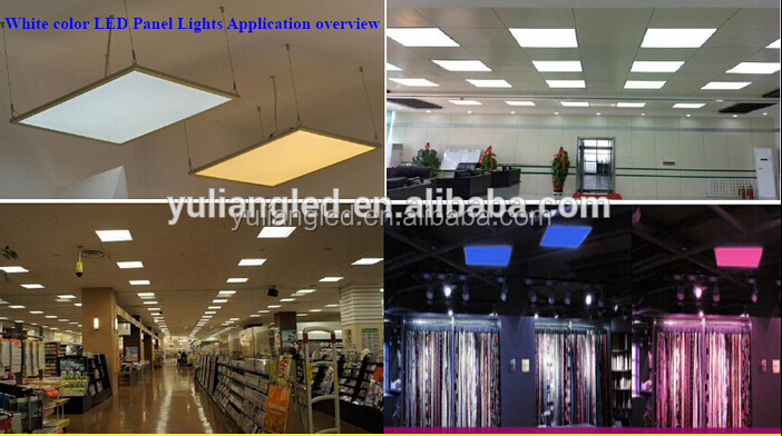 Hot Selling Dimmable LED Panel Light CCT Changeable with TUV CE ROHS 3 Years Warranty