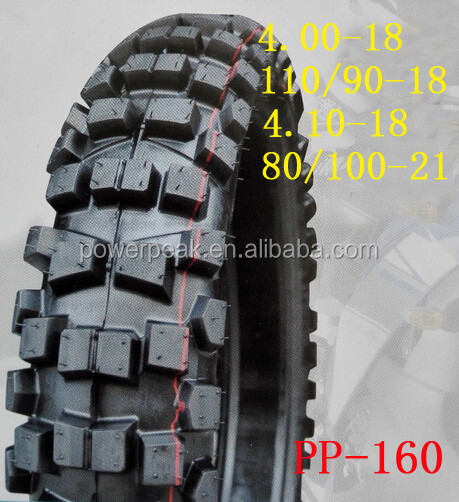 110/90/18 motorcycle tire 110/90-18 off road pattern 80 100 21