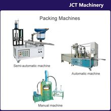 machine for making cosmetic glue