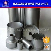 customize professional hole making tools, hollow core diamond tools, diamond concrete hole saw drill bit for sale