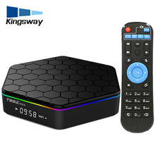 Android Tv Box T95Z PLUS With Amlogic S912 Octa Core 2/3GB RAM 16/32GB ROM KD 17.3 Android 7.1 Set Top Box T95Z PLUS TV Box
