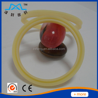 Good quality hydraulic oil seal pistons seal from excavator parts