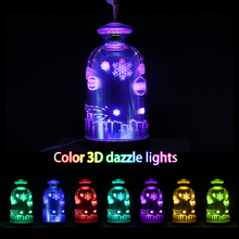 show window decoration led light gift best Christmas essential oil diffuser