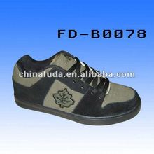 2012 new style low cut skate shoes