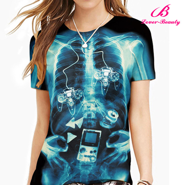 Latest Design Fashion Couple Shirts Design for Lovers