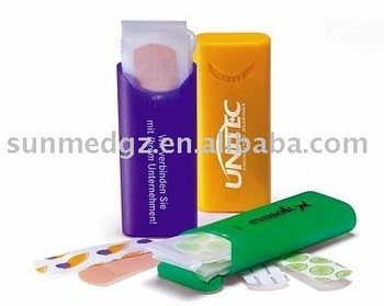 ST-901 bandage box,plaster box,bandage dispenser,mini plaster box,plaster kit,bandage case