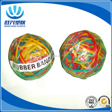Synthetic rubber band ball and Special custom rubber band and Durable rubber band