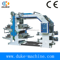 YT-4-800 Four Colors Automatic Low Price High Speed Polyethylene Flexo Printing Machine