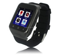 New style professional stainless steel bluetooth wifi watch mobile phone