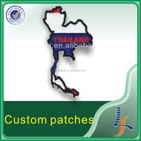 Custom high quality nice price beautiful embroidery