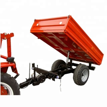 2 wheels atv trailer for tractor equipment  agricultural machine