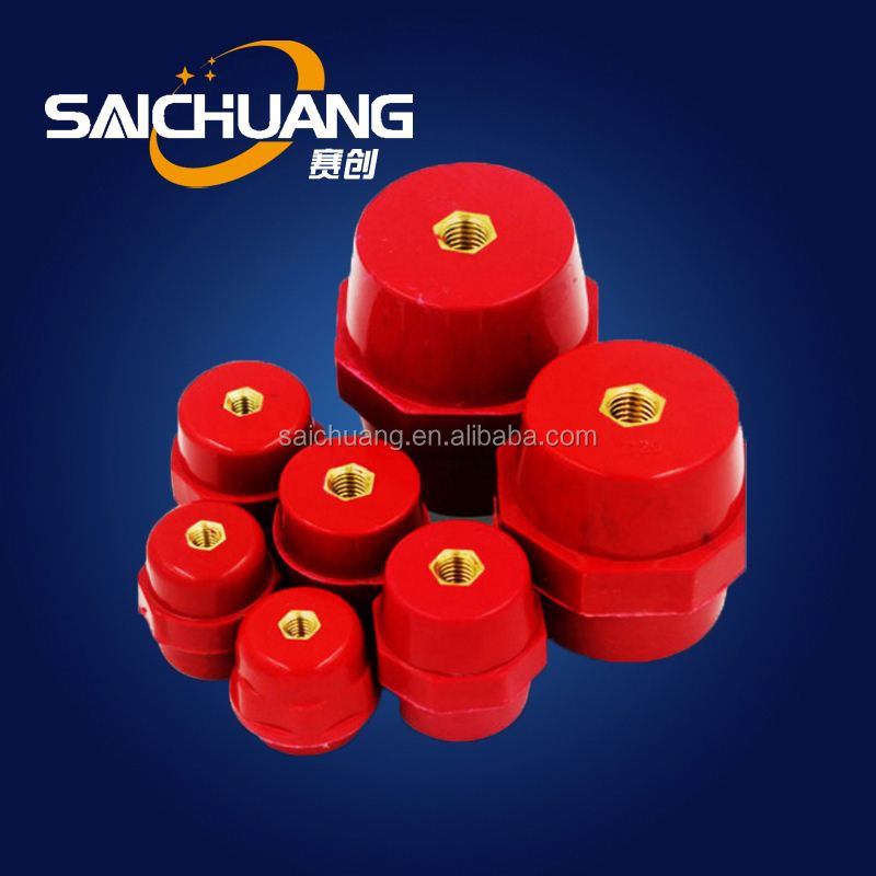 Hot sale electric fence insulators station post insulators from China