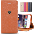 FLOVEME Fabric Textile PU Leather Case For iPhone 6 Cover Magnetic Phone Case Flip Leather Case For iPhone 6/6S
