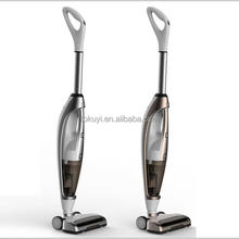 New handheld vacuum cleaner; electrical batteries rechargeable stick vacuum cleaner with dust collector