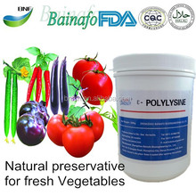 100% Natural preservatives to extend the shelf life of fresh vegetables
