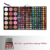 Wholesale!183 makeup palette high quality cosmetic power case