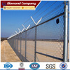 High Security PVC Coated Galvanized Chain Link Fence in Garden Farm Prison Perimeter Boundary Landscaping (Factory Exporter)