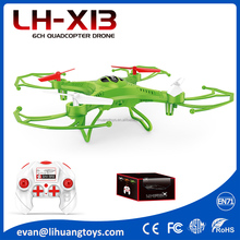 Entry Drone Quadricopter LH-X13S 2.4GHz Transmitter CF Mode RC Quadricopter For Kids