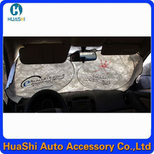 high quality front car sunshade curtain
