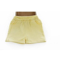 CB8063 wholesale beach pants girls bright color shorts