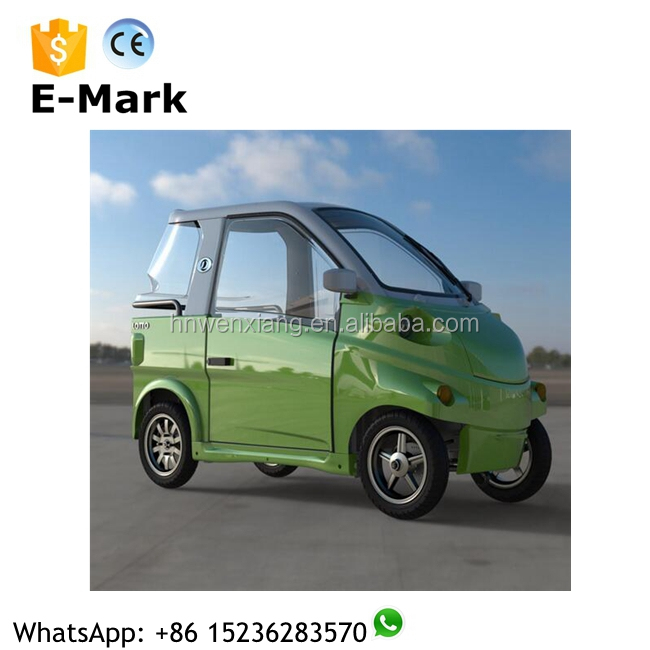 1 or 2 Person Super-mini Electric car with EEC L6e Certificate