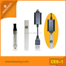 hidden wick slim CE9-1 e cig wholesale china