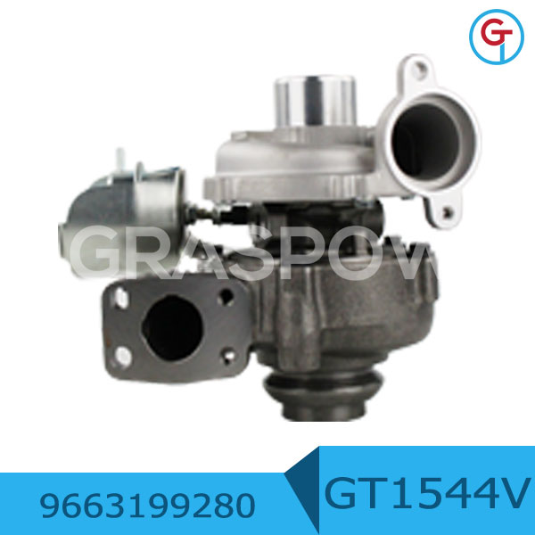 GT1544V 753420-5005S <strong>Turbocharger</strong> For Citroen Picasso 1.6L DV6TED4 - 9HZ 0375J7