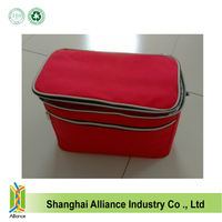 Customized 600D disposable polyester promotional cooler bag