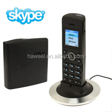 ual-model No PC Required Cordless Skype and Landline Phone
